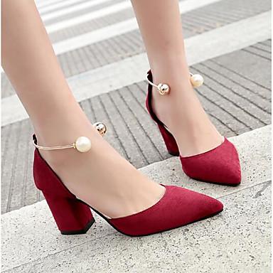 Lo mejor en zapatos de mujer - zapatos rojos