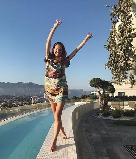 Descubre a la influencer más popular del mundo Sofía Sánchez de Betak