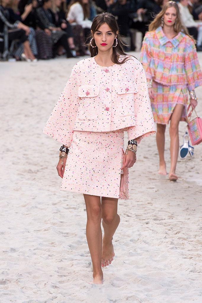 Primavera-verano 2019 Chanel