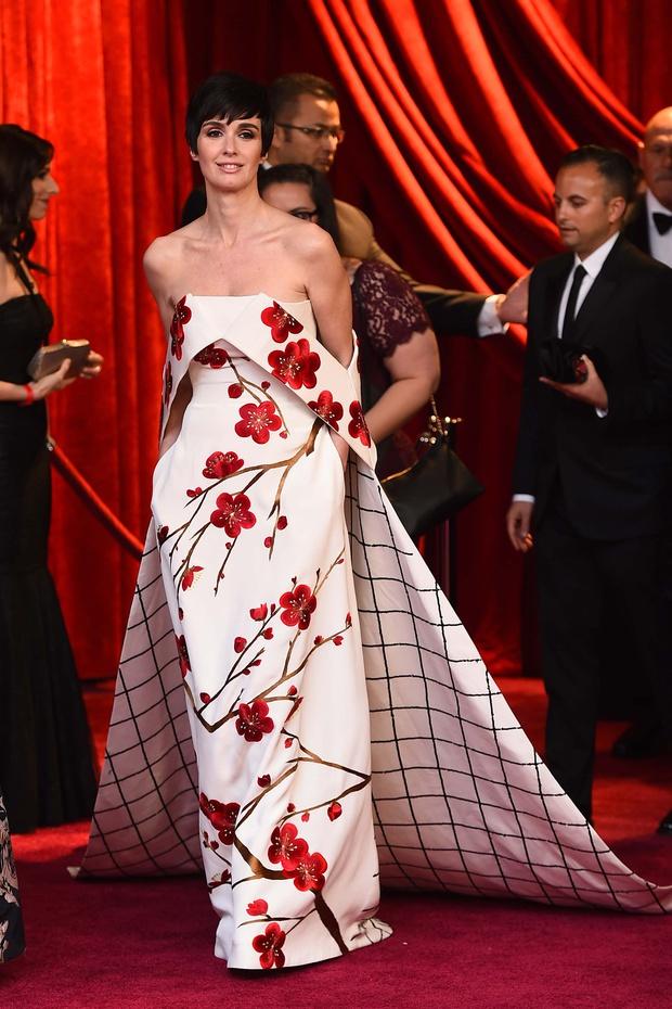 Imita los looks de vestidos glamurosos de Paz Vega