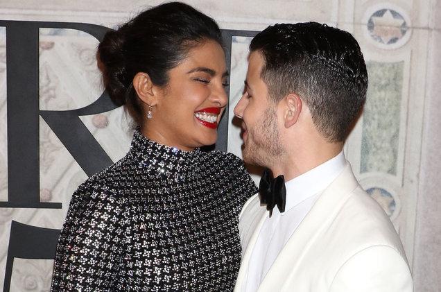 Imita los looks de cita de la pareja de moda: Nick Jonas y Priyanka Chopra