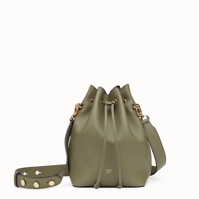 Bolsos color oliva de Fendi- bolso saco