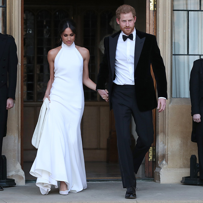 Looks Meghan Markle 2018 que todas queremos imitar - vestido blanco